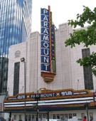 Emerson Paramount Center Robert J. Orchard Stage
